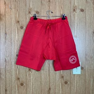 EXTREMERUSH ATHLETE RED SHORTS FOR MEN'S SIZE 30